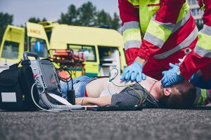First Response Emergency Care Level 4